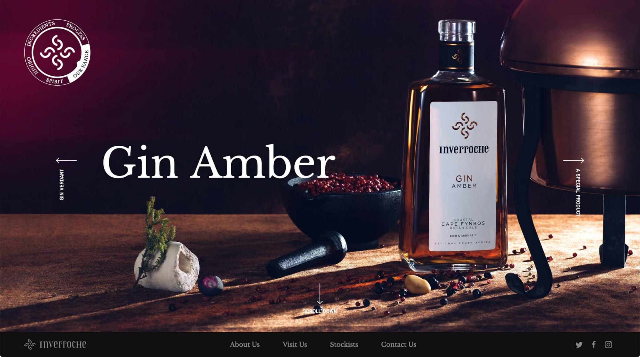 Gin Amber